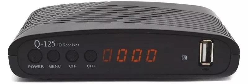 Тюнер T2 Q-Sat Q-125 HD