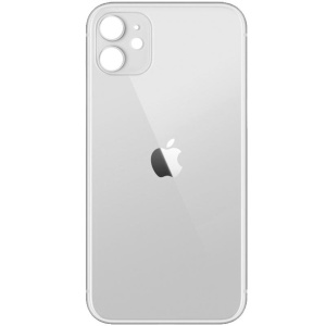 Задняя крышка Apple iPhone 11 Серебристый - 562632
