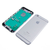 Корпус Apple iPhone 6S серебристый