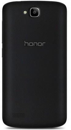 Задняя крышка Huawei Honor 3C Lite черная купить по цене 144 грн  в Украине