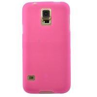Силиконовый чехол для Motorola Google Nexus 6 Pink + Protect Screen