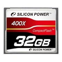Silicon Power 32 Gb Compact Flash 400x
