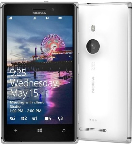 Nokia Lumia 925 White -