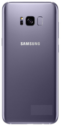 Задняя крышка Samsung G955F Galaxy S8+ (plus) Orchid Gray оригинал