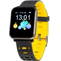 Смарт-часы Gelius Pro GP-CP11 (AMAZWATCH) Black/Yellow