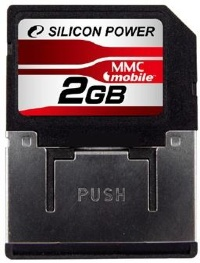 Silicon Power 2 GB MultiMedia