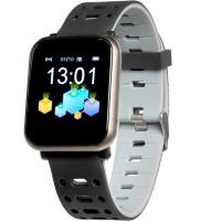 Смарт-часы Gelius Pro GP-CP11 Plus (AMAZWATCH 2020) (IP68) Black/Grey