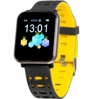 Смарт-часы Gelius Pro GP-CP11 Plus (AMAZWATCH 2020) (IP68) Black/Yellow