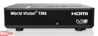 Тюнер World Vision T34A (DVB-T2, T)