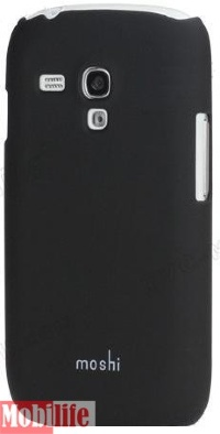 Чехол Moshi iGlaze Snap on Case Samsung I8190 Galaxy S3 mini Черный