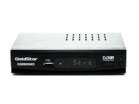 Тюнер GoldStar GS8855HD (DVB-T2, T)