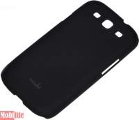 Чехол Moshi iGlaze Snap on Case Samsung i9000 Galaxi S Black