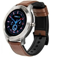 Смарт-часы Gelius Pro GP-L3 (URBAN WAVE 2020) (IP68) Silver/Dark Brown