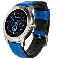 Смарт-часы Gelius Pro GP-L3 (URBAN WAVE 2020) (IP68) Silver/Dark Blue