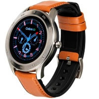 Смарт-часы Gelius Pro GP-L3 (URBAN WAVE 2020) (IP68) Silver/Brown