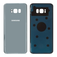 Задняя крышка Samsung G955F Galaxy S8+ (plus) серебристая
