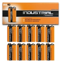 Батарейка Duracell Крона 9V bat Industrial 6LR61 MN1604 Цена 1шт