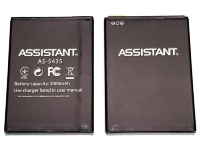 Аккумулятор Assistant AS-5435 Shine 2000mAh