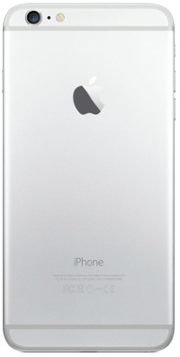 Задняя крышка Apple iPhone 6S Plus Silver