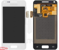Дисплей (экран) для Samsung i9070 Galaxy S Advance с сенсором Белый Original