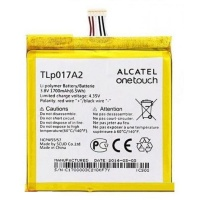 Аккумулятор Alcatel TLp017A2, One Touch 6012D, 6016D