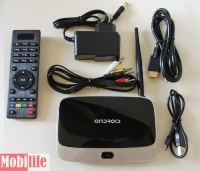 Android Tv BOX CS918 (роцессором Cortex A9, 1.8 GHz)